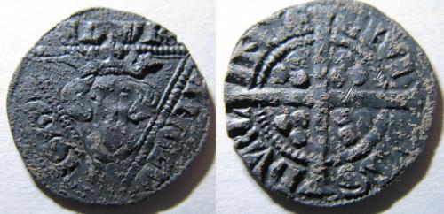 Date: 1276 - 1302Monarch: Edward IType: Irish PennyFound by: Tony Wynne