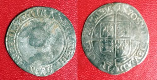 Date: 1558 - 1603Monarch: Elizabeth IType: ?Found by: ?