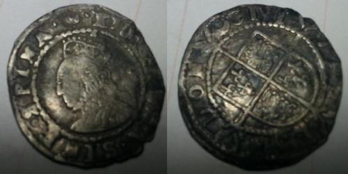 Date: 1558 - 1603Monarch: Elizabeth IType: ?Found by: Garry Birchall