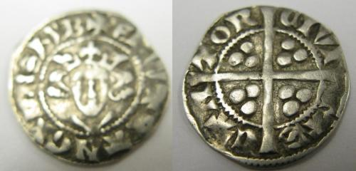 Date: 1272 - 1307Monarch: Edward IType: PennyFound by: ?