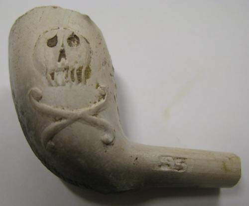 Date: ?Type: ?Found by: Pirate Clay Pipe